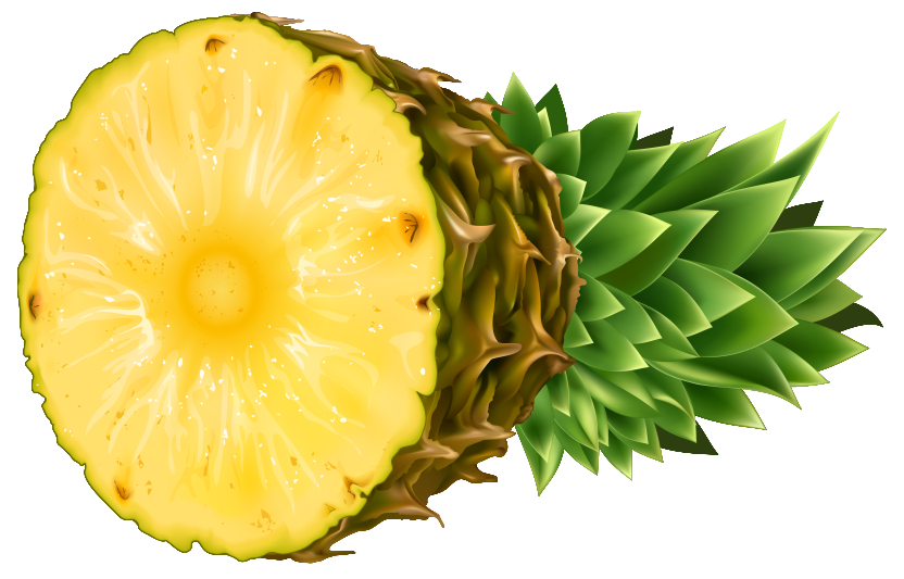 Happy clipart pineapple. Png image gallery yopriceville