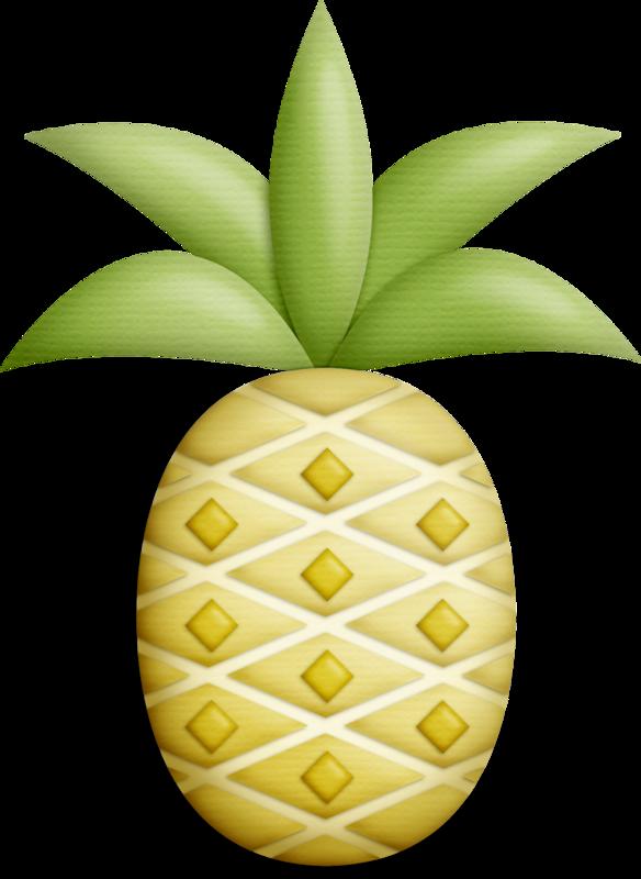 pineapple clipart banner #137858261