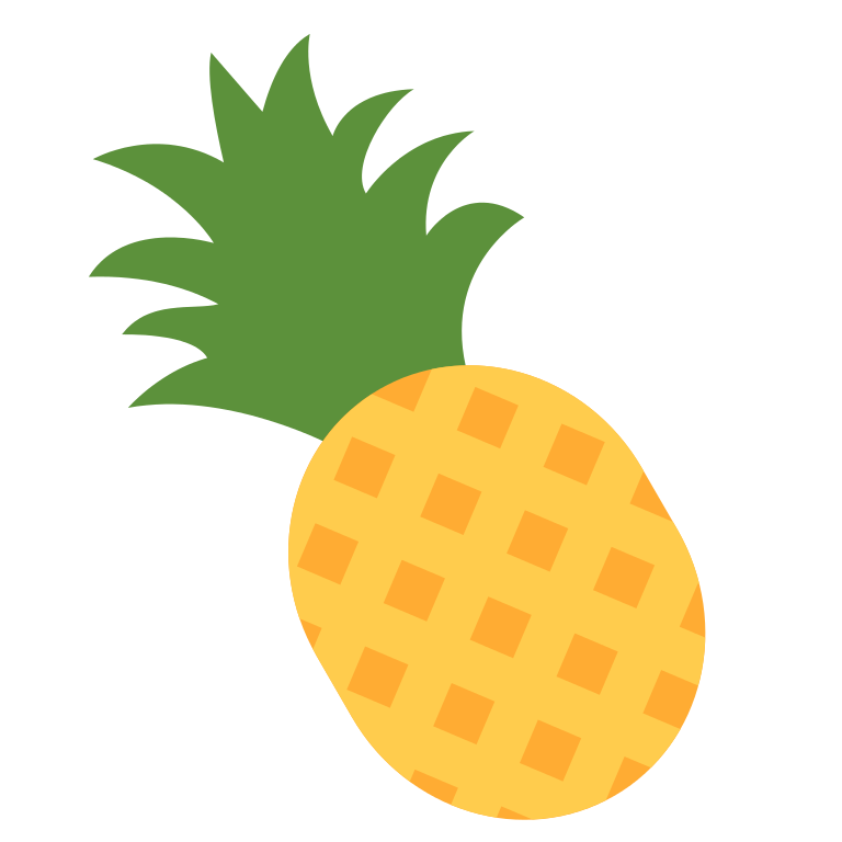Free svg google search. Palm clipart pineapple