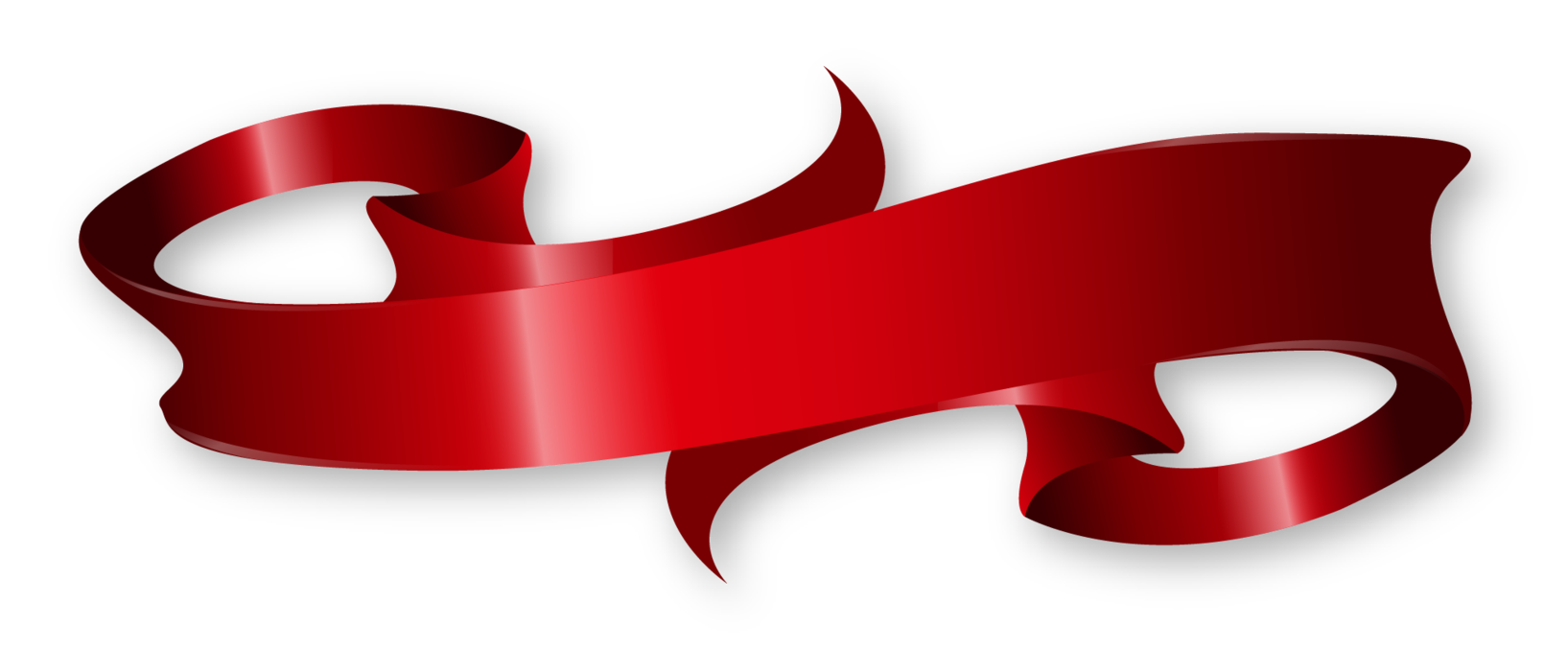 Clipart banner red ribbon, Clipart banner red ribbon ...