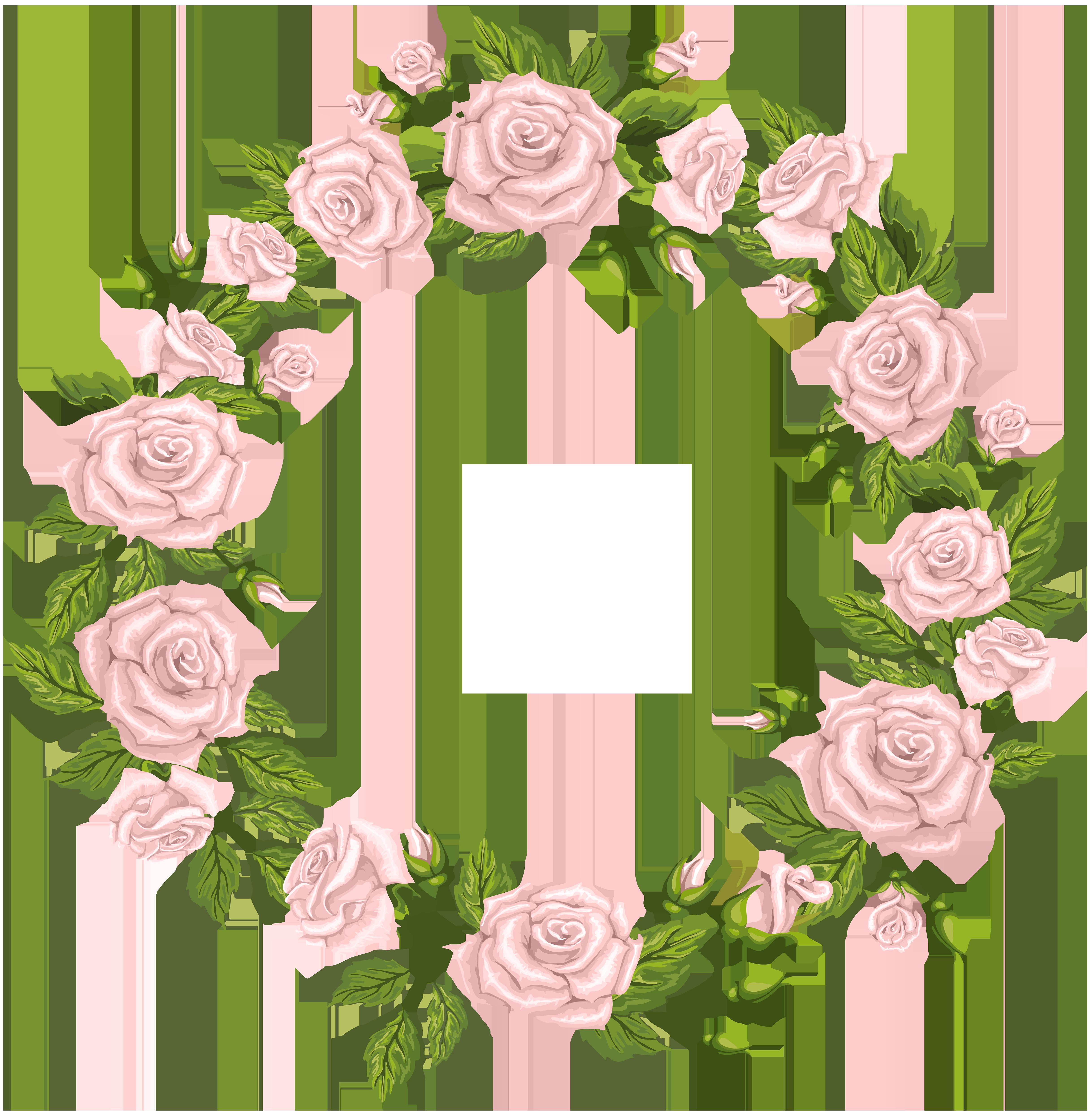 Clipart design rose. Roses border pink png