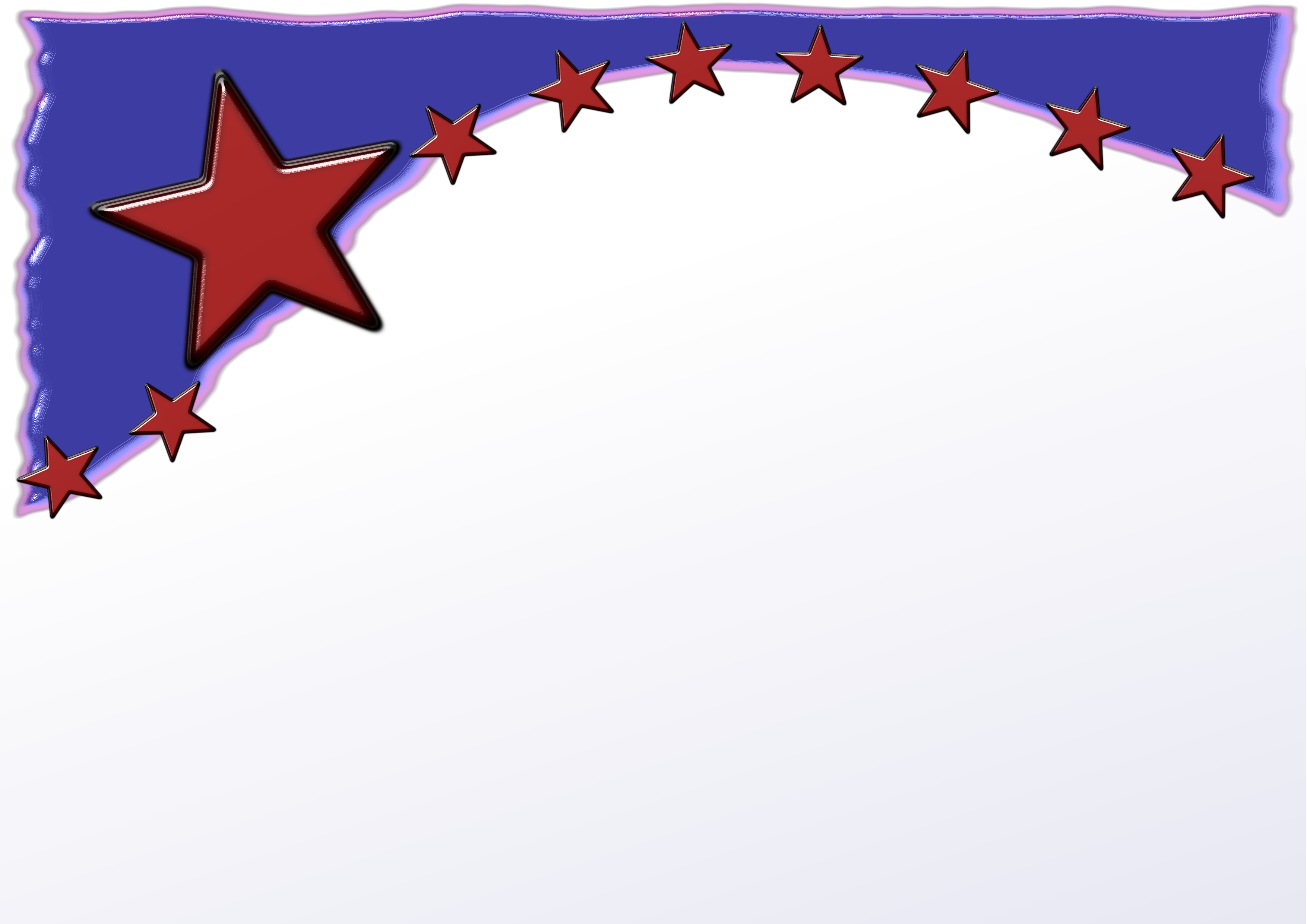 Flag of the united. Wing clipart banner