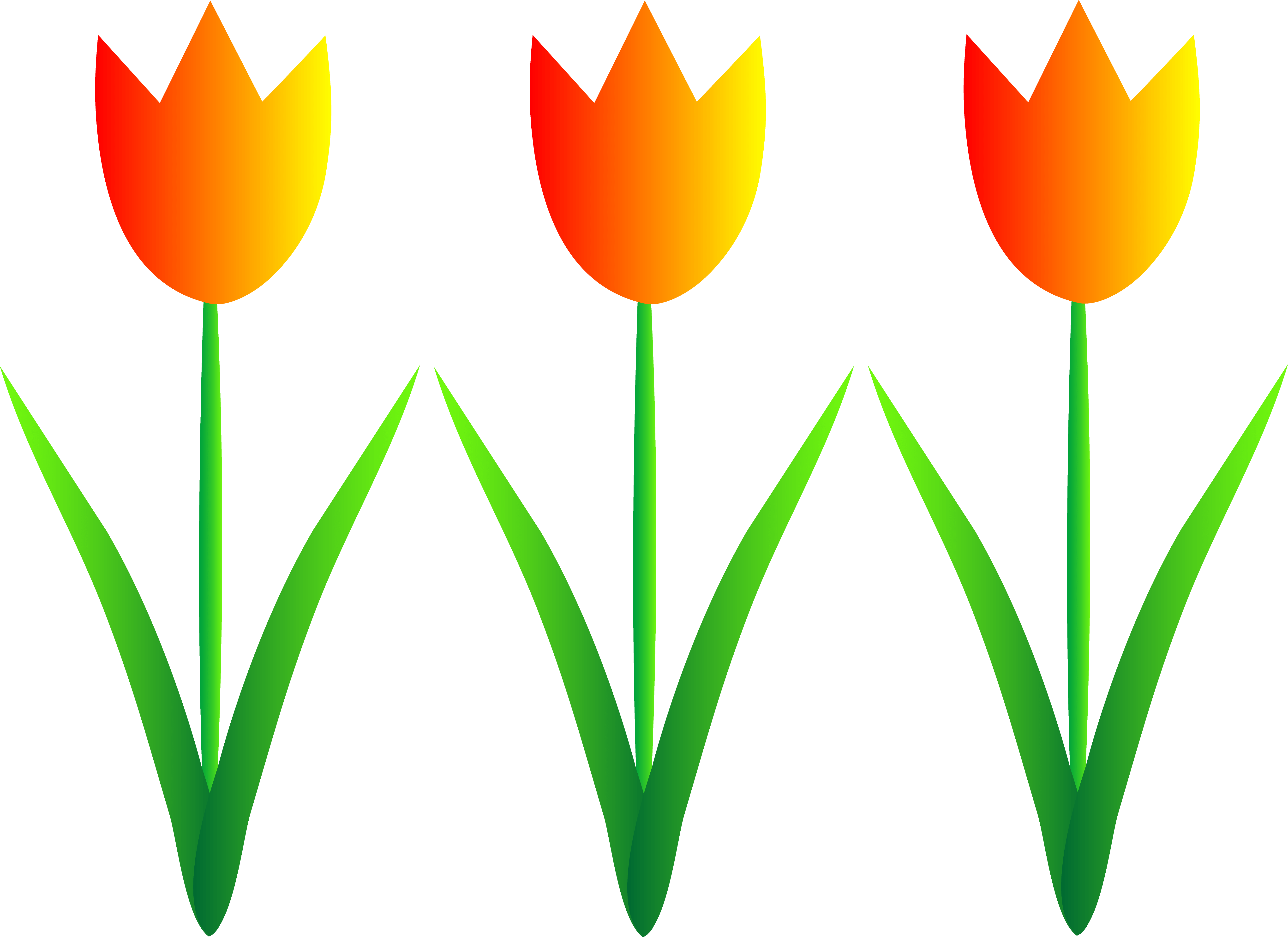 garland clipart spring