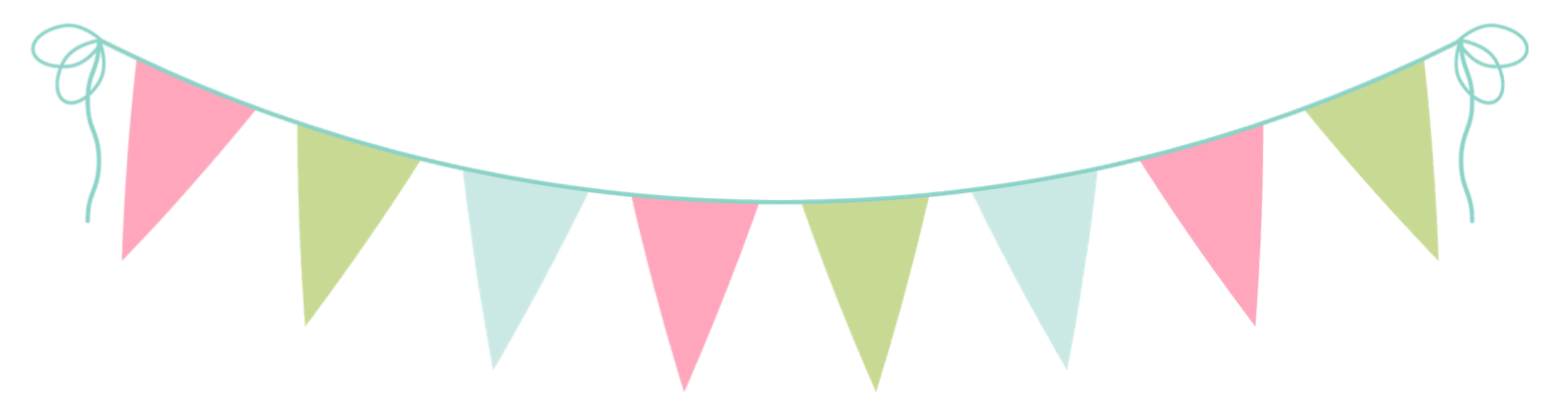 Pennant free download best. Surprise clipart banner