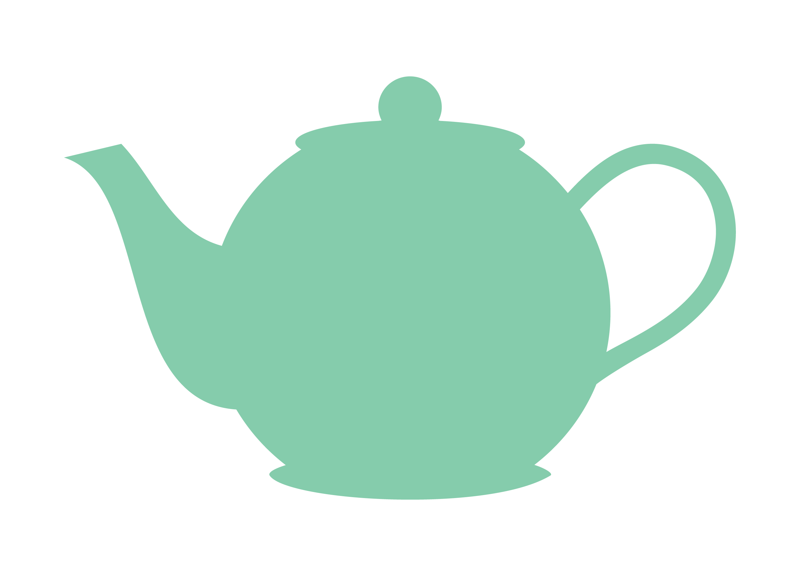 Clipart kitchen family kitchen. Tea pot teapot cc