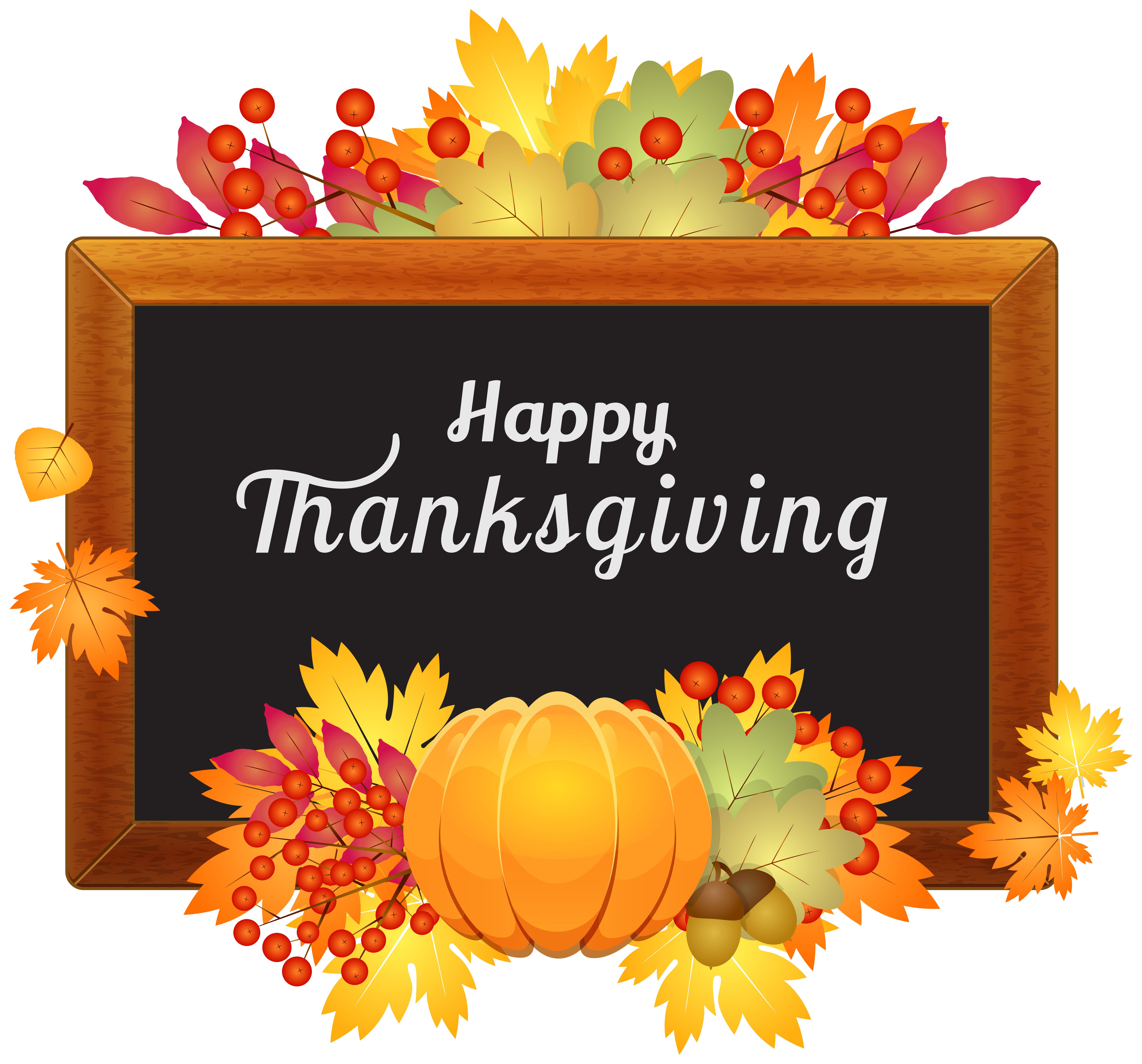 Happy thanksgiving decor png. Clipart turkey translucent