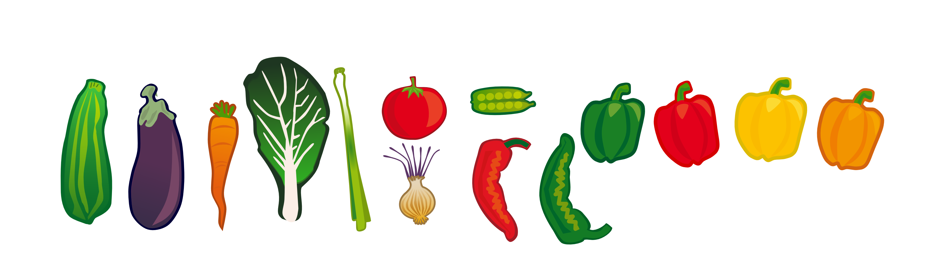 Clipart vegetables printable.  collection of vegetable