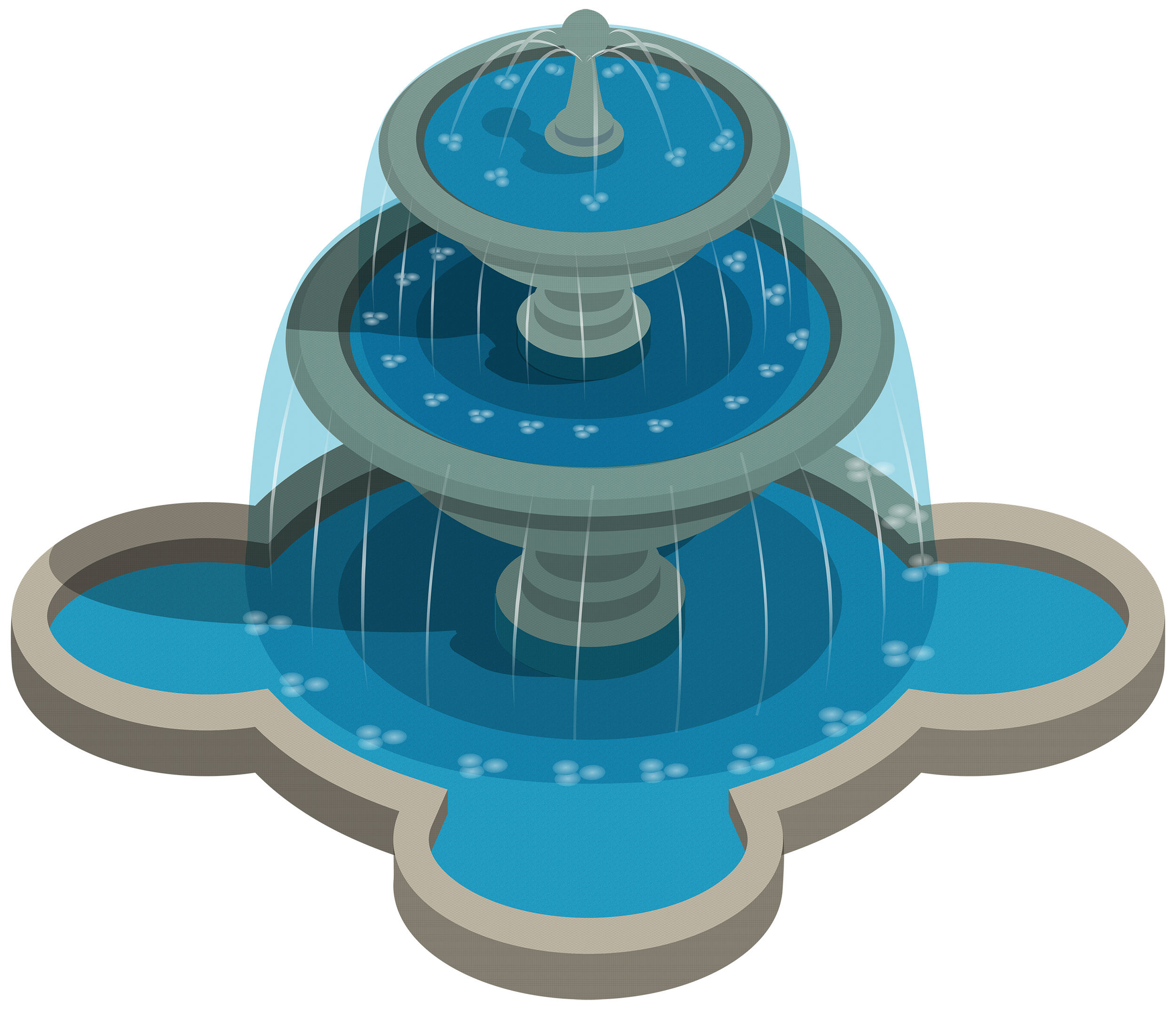 Clipart money water. Fountain png pinterest fountains