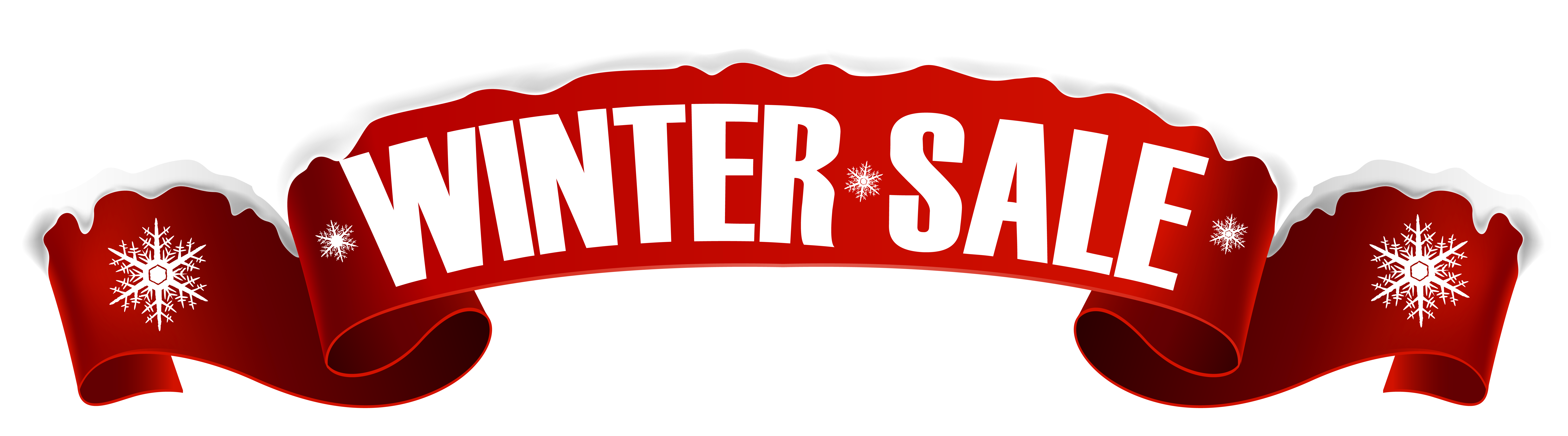 Sale banner transparent png. Name clipart winter
