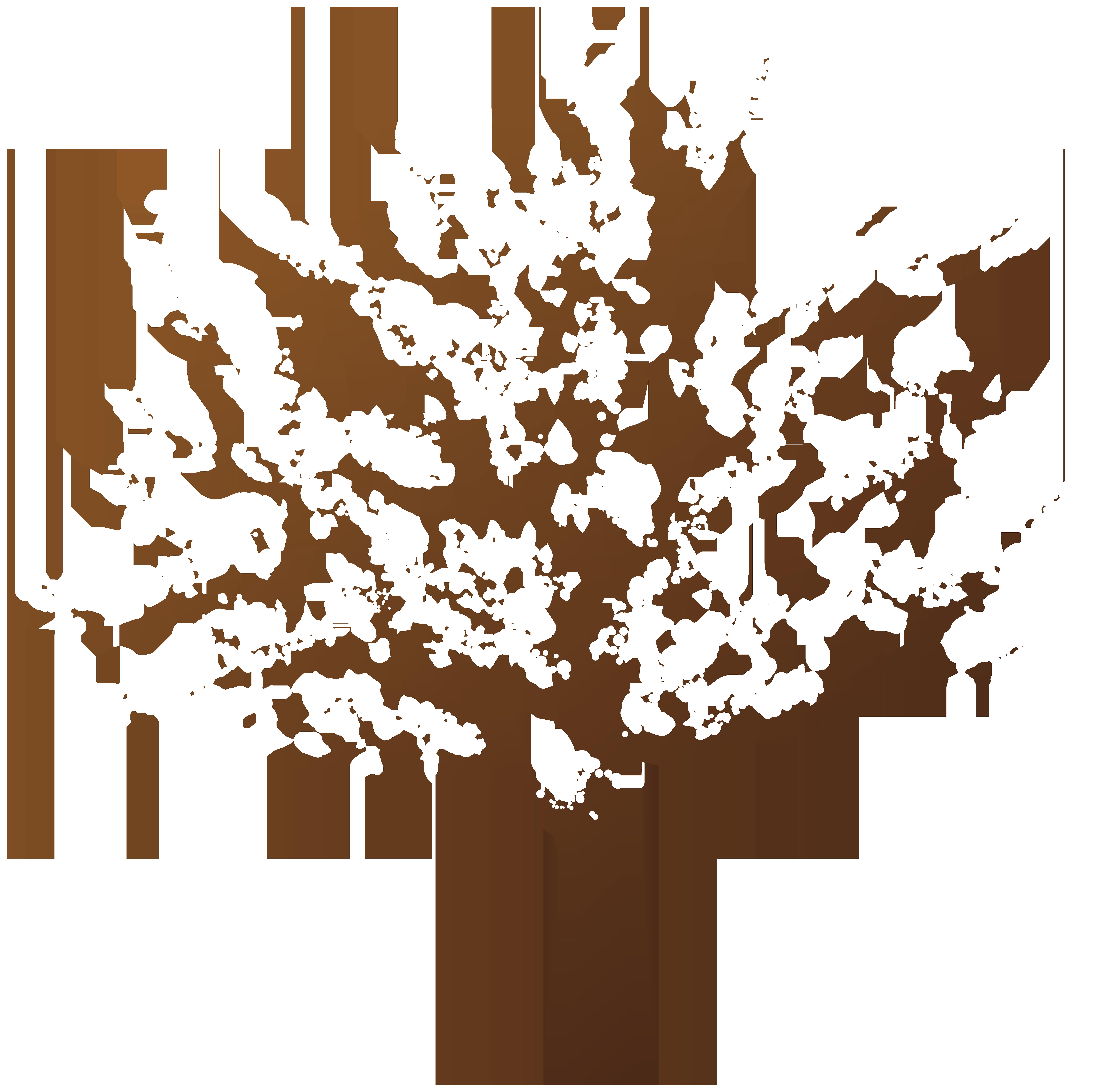 Tree clipart winter. Transparent clip art gallery