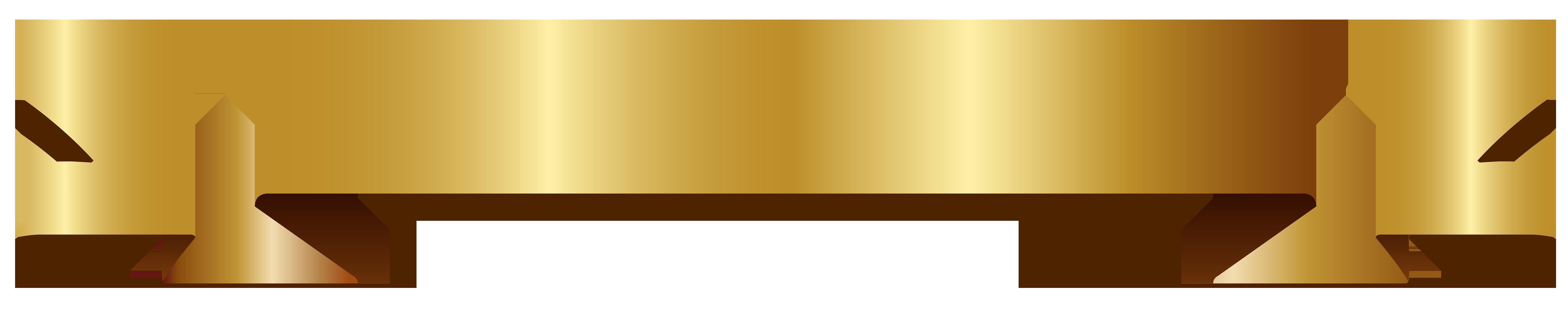 Families clipart banner. Gold transparent png clip