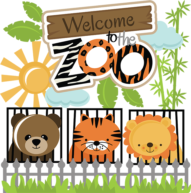 Picture clipart zoo. Welcome to the svg
