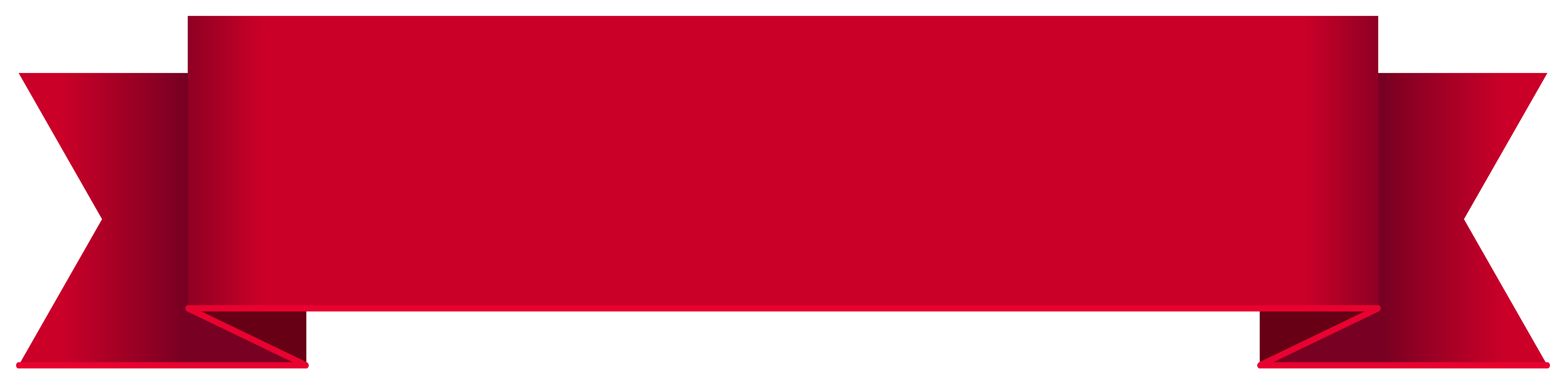Clipart banner. Png clip art image