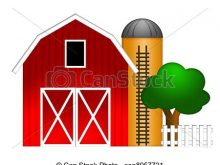 Clipart barn. Free illustrations and clip