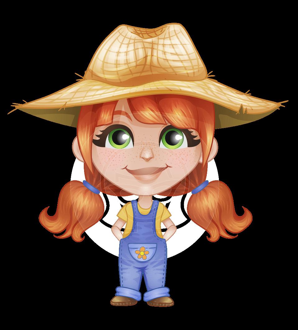 Mimi in farmland a. Farmers clipart female farmer