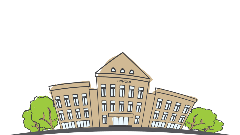 The pros and cons. Neighborhood clipart housing estate