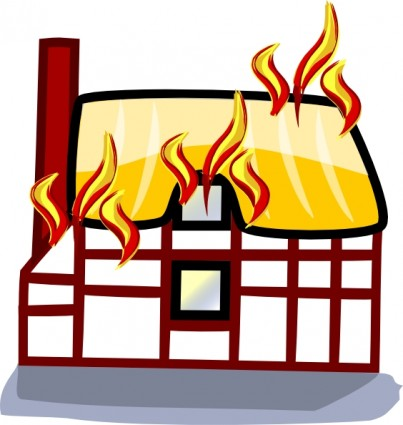 Clipart barn burning barn. Free red download clip