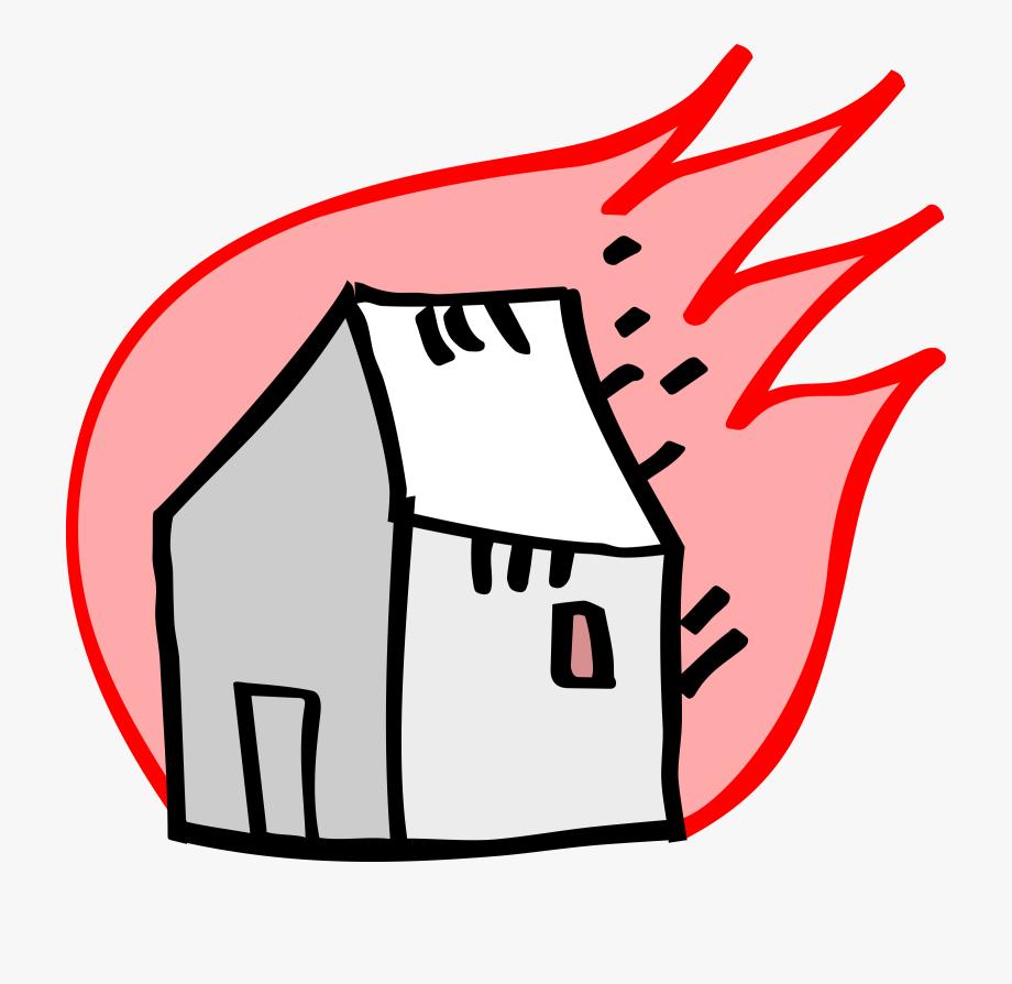 House cliparts . Clipart barn burning barn