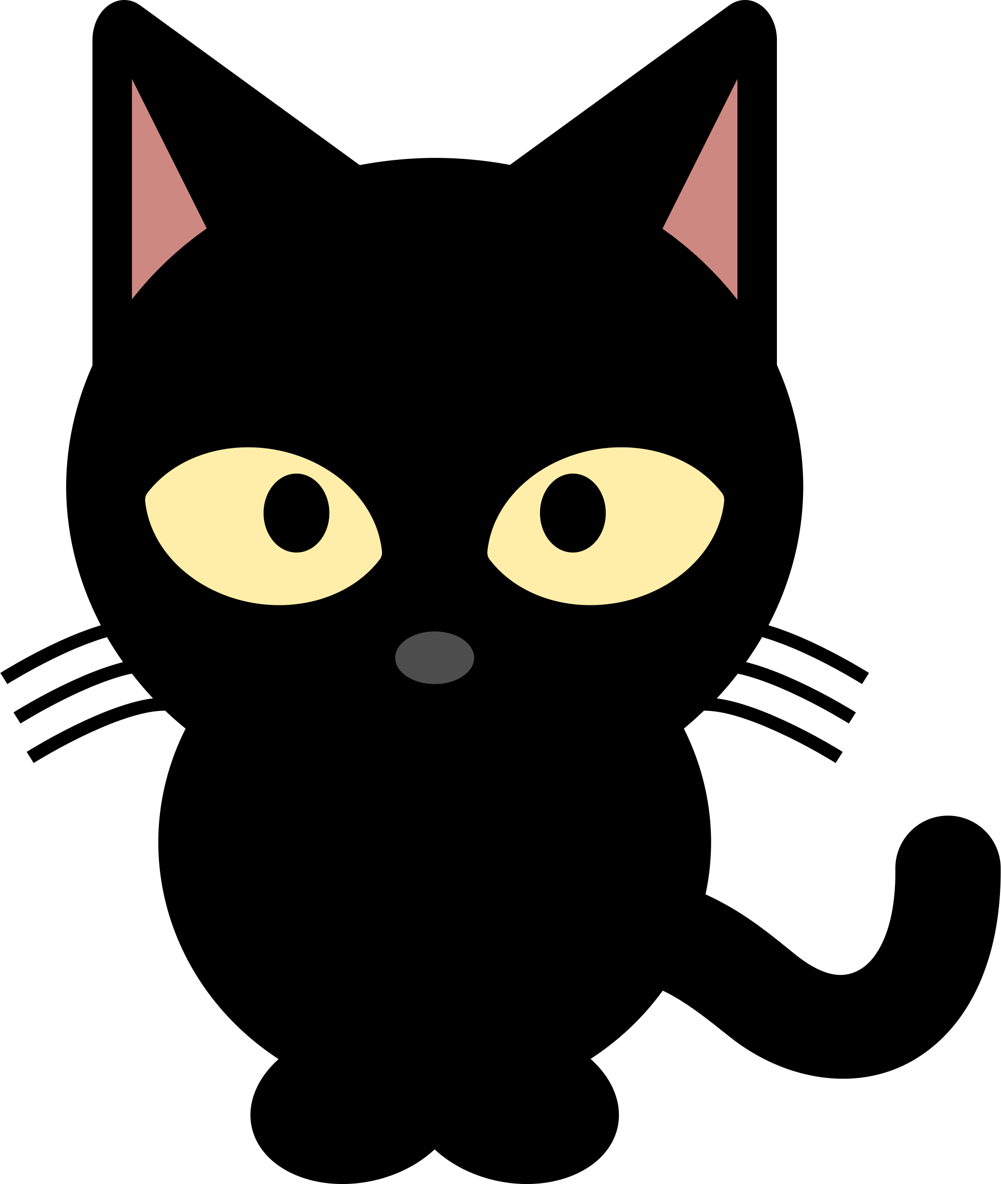 Kawaii clipart kitten. Kittens farm cat free
