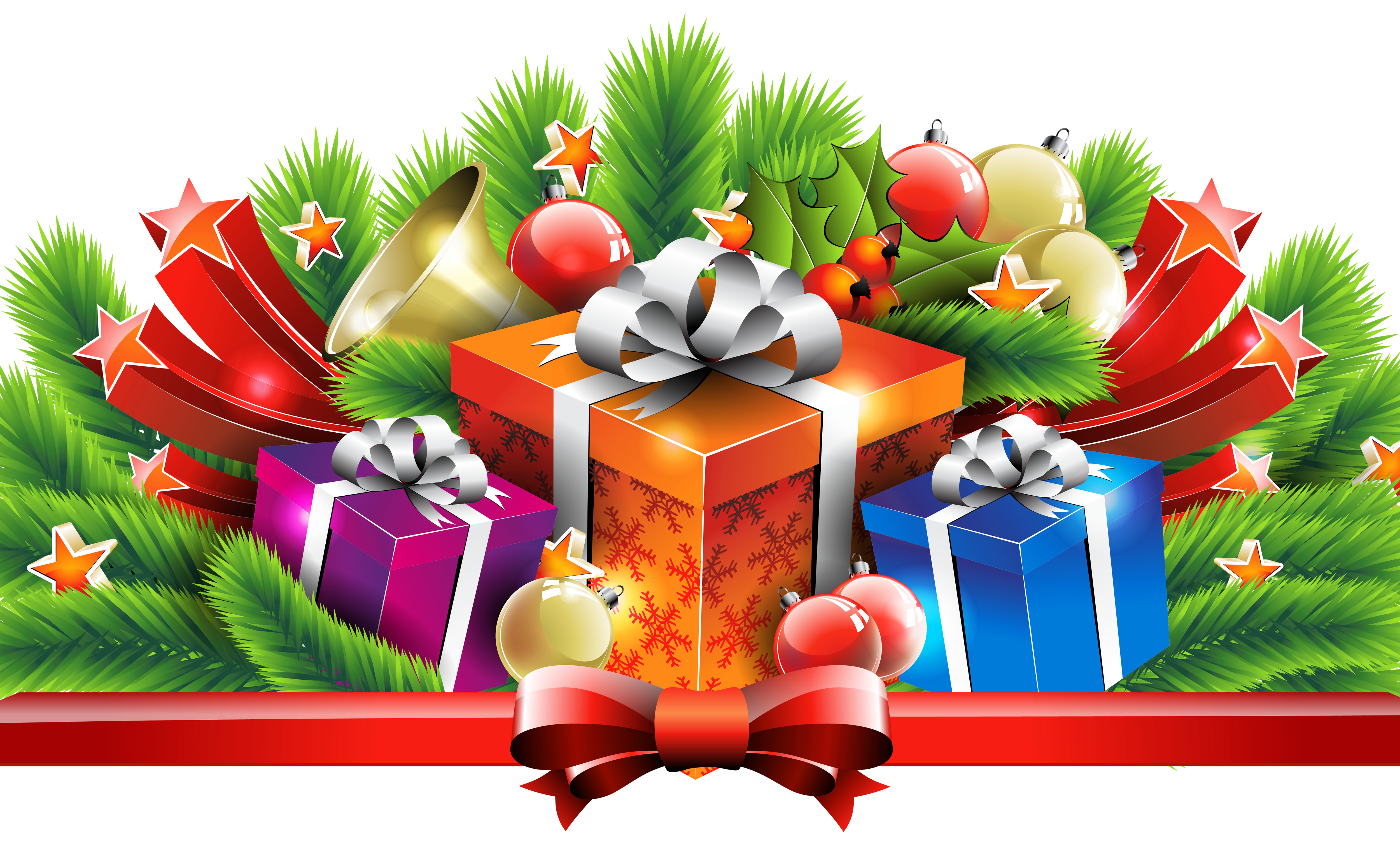 Gift clipart stacked present. Christmas presents interesting ideas