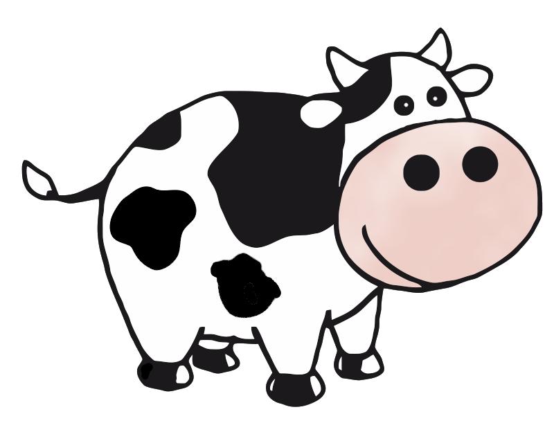 Clipart barn clip art. Cow cows images clipartbarn