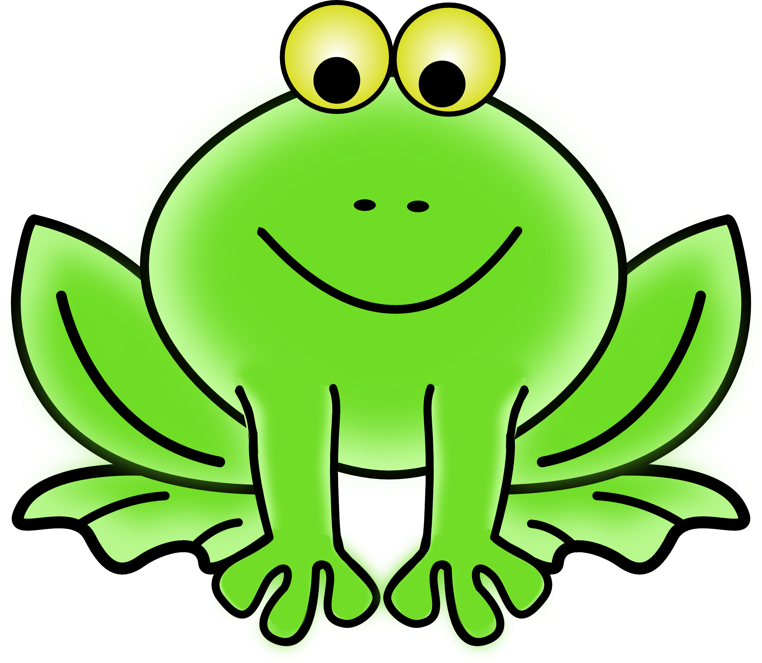 Clip art for teachers. Clipart halloween frog