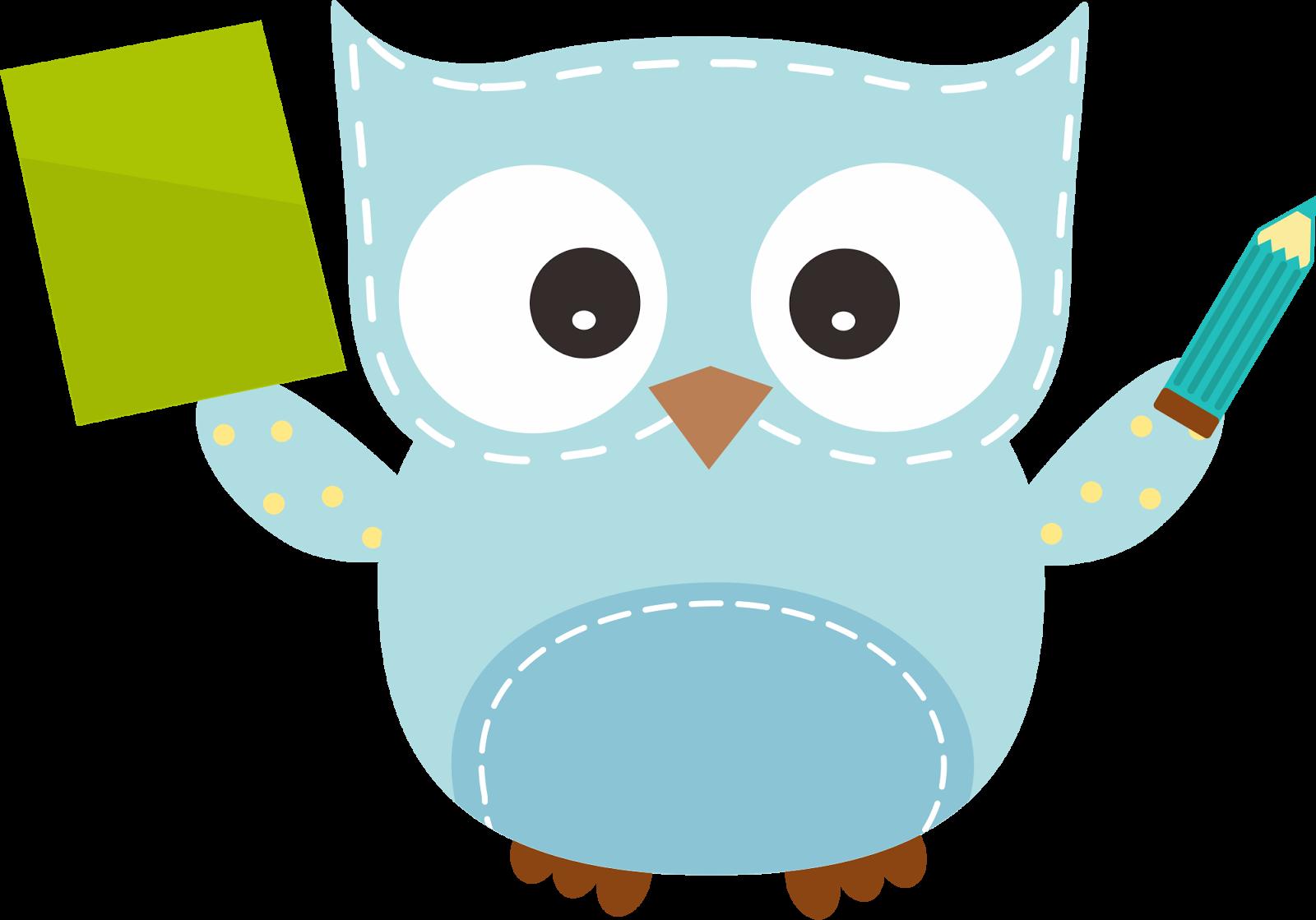 Clipart school owl. Cute free download clip