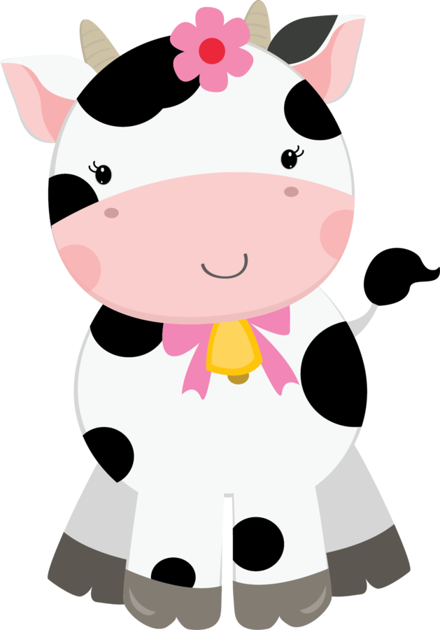 Cute farm for girls. Planner clipart party planning