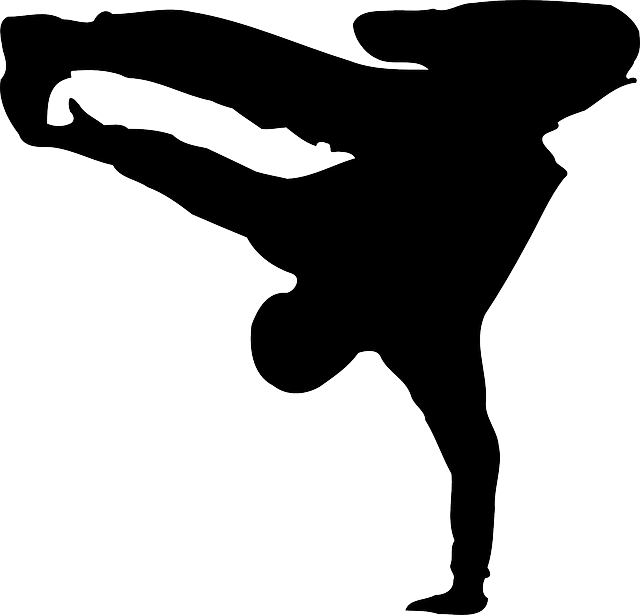 Jazz clipart solo. Dance silhouette art at