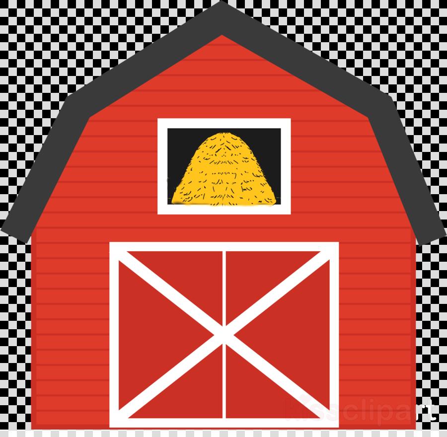Cartoon photography transparent clip. Clipart barn different building