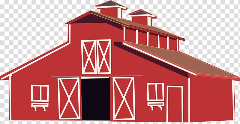 Farm transparent background png. Clipart barn different building