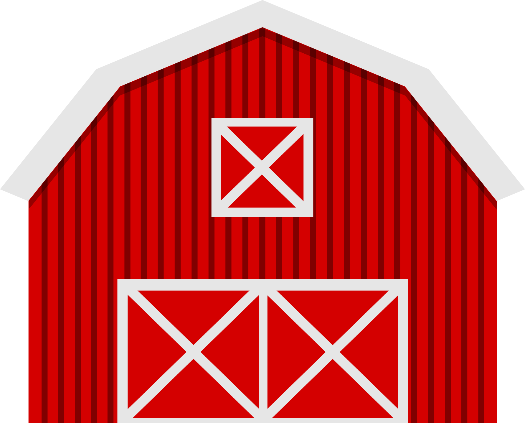 Barn clipart red barn. Chicken lady farms