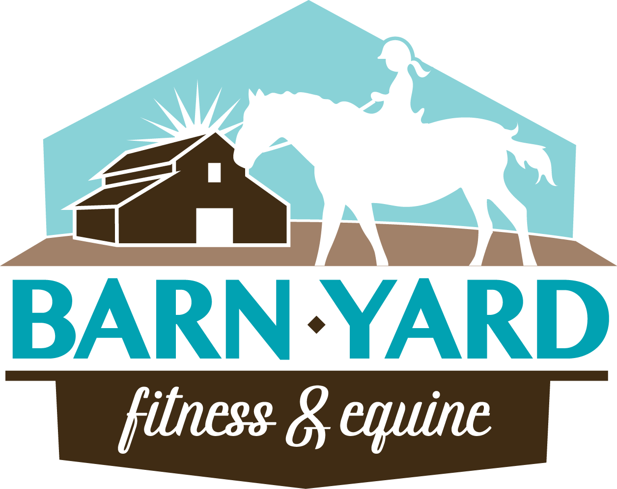 Yard a place where. Clipart barn equine