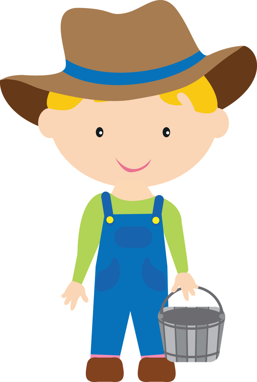 Fazenda minus pinterest boys. Farm clipart kids