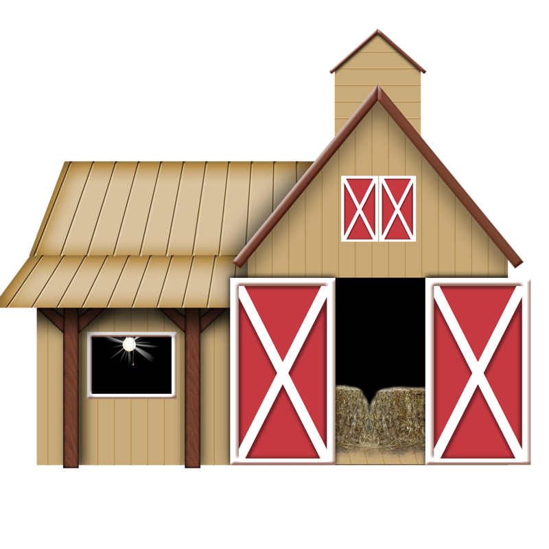 Home clipart country home. La galetie pinterest barn