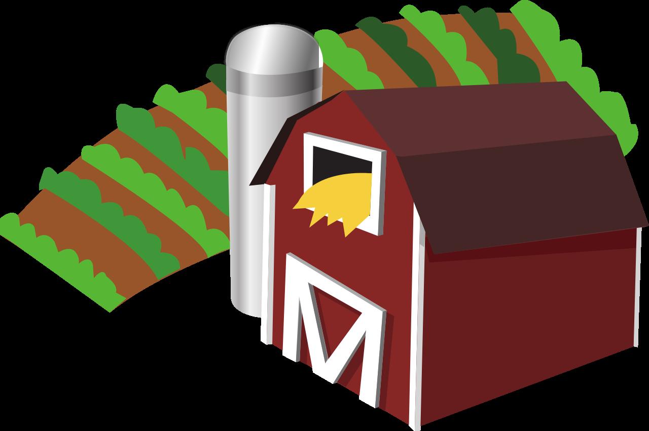 farm clipart background