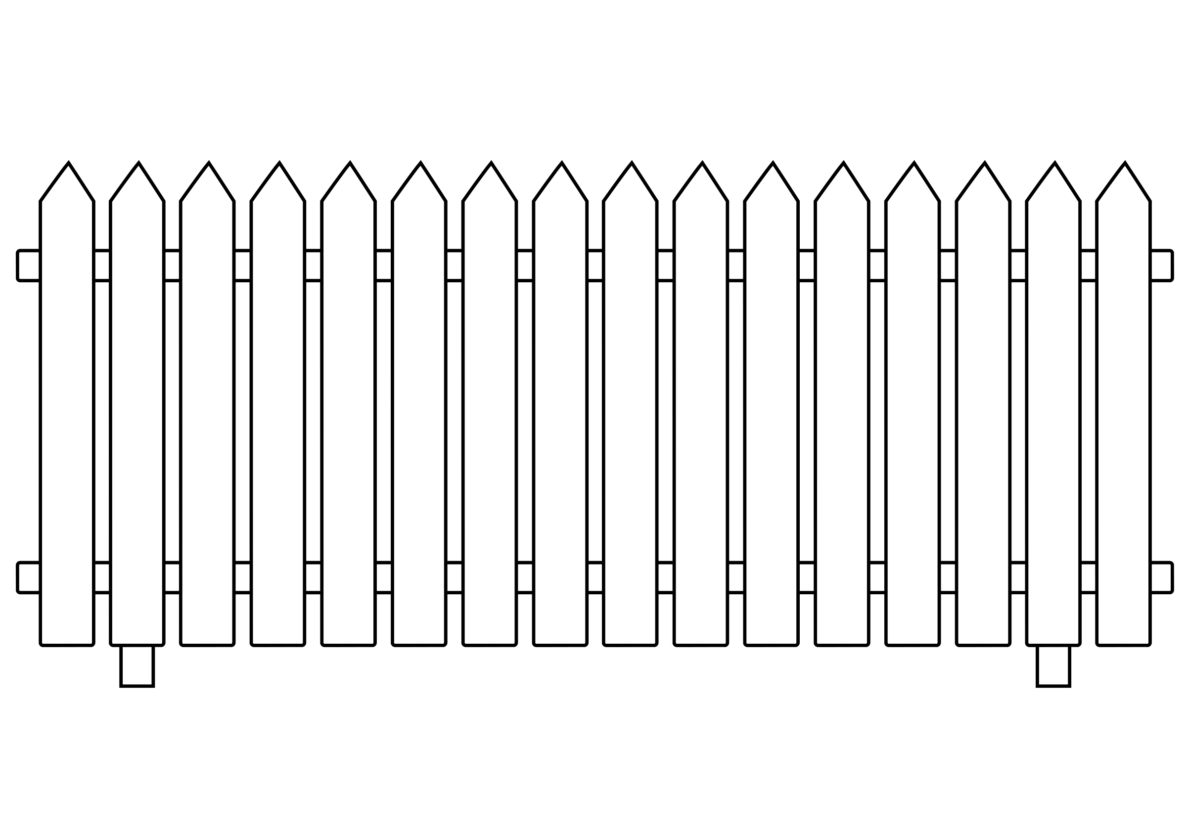 collection of white. Fencing clipart stance