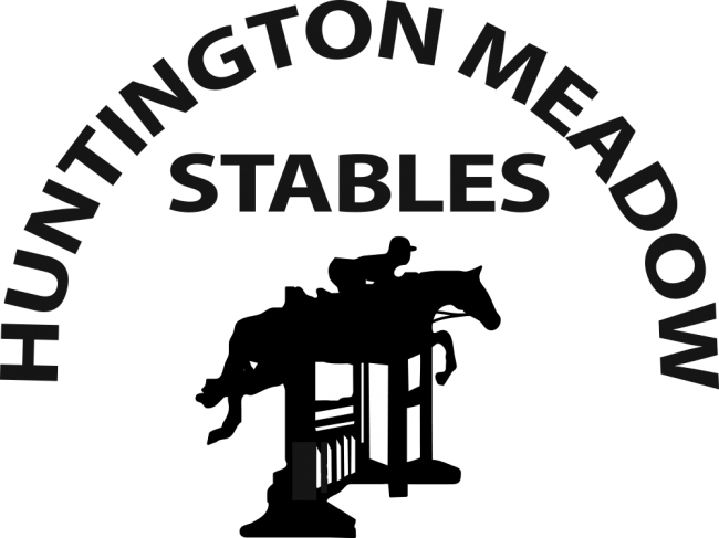 Huntington meadow stables summer. English clipart english camp