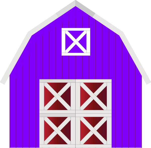 Purple clip art at. Clipart barn large
