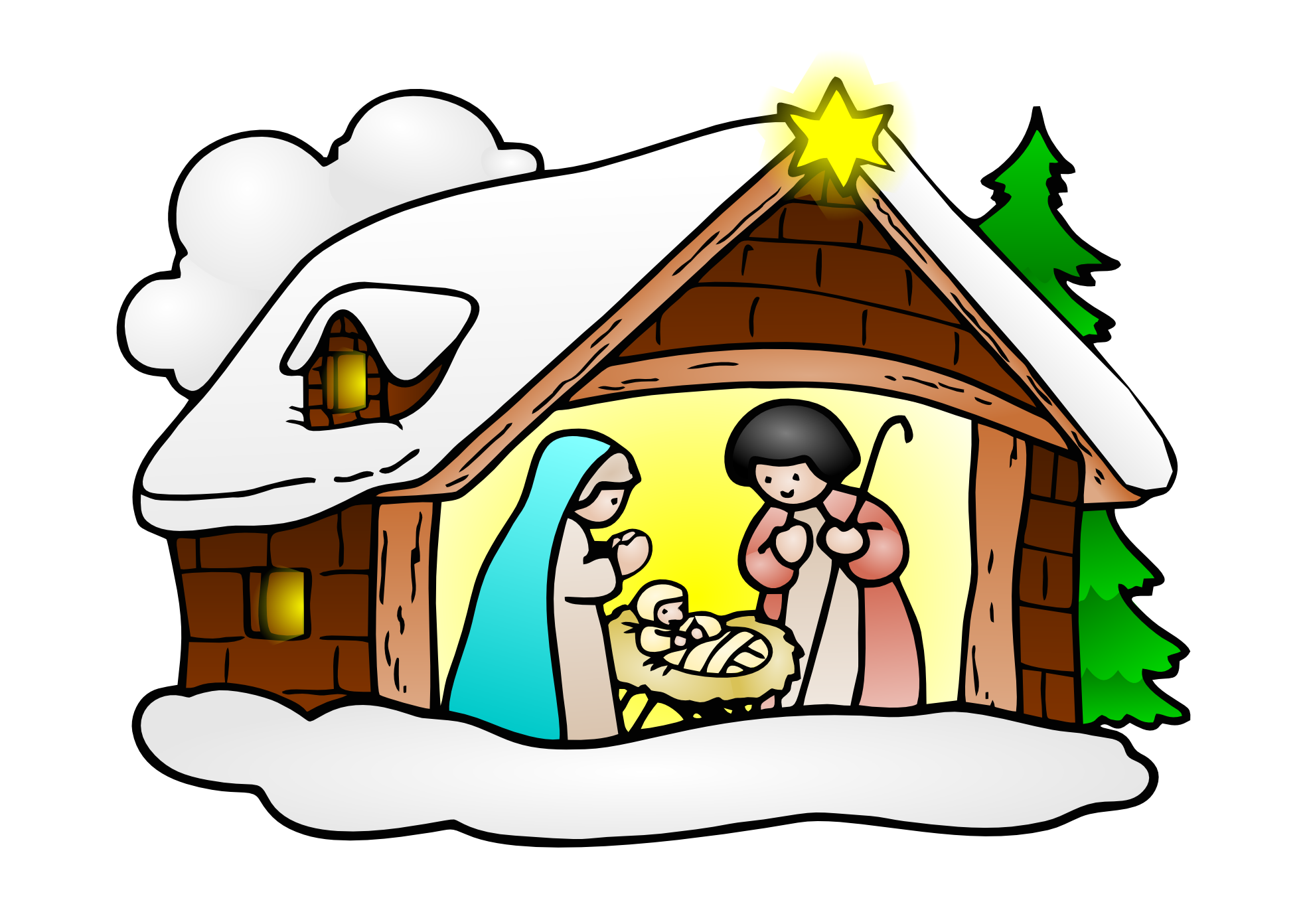 collection of jesus. Fighting clipart happy