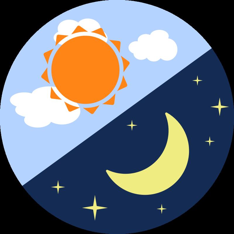 Sun night