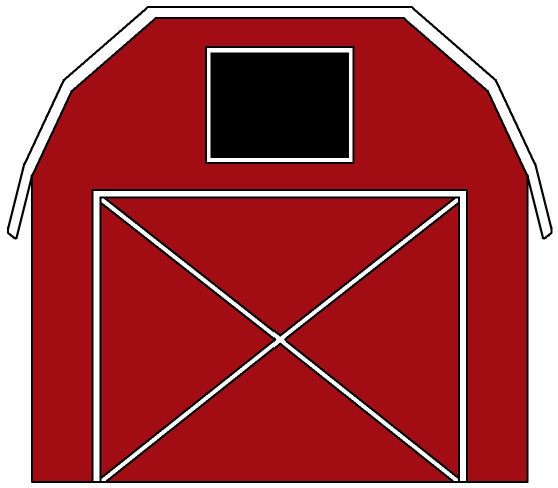 Door clipart red door. Inspiration farm barn clip