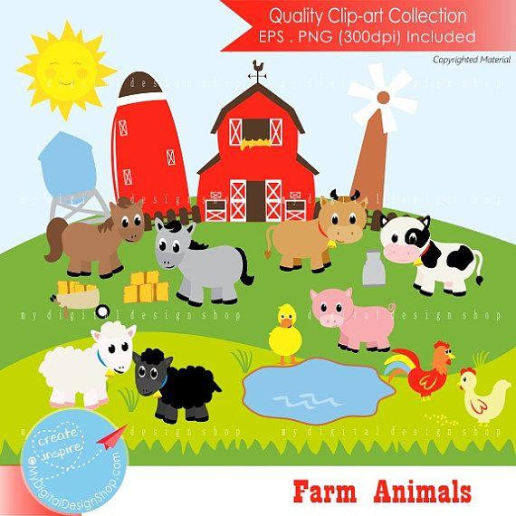 Farm animals clip art. Farmers clipart old farmer