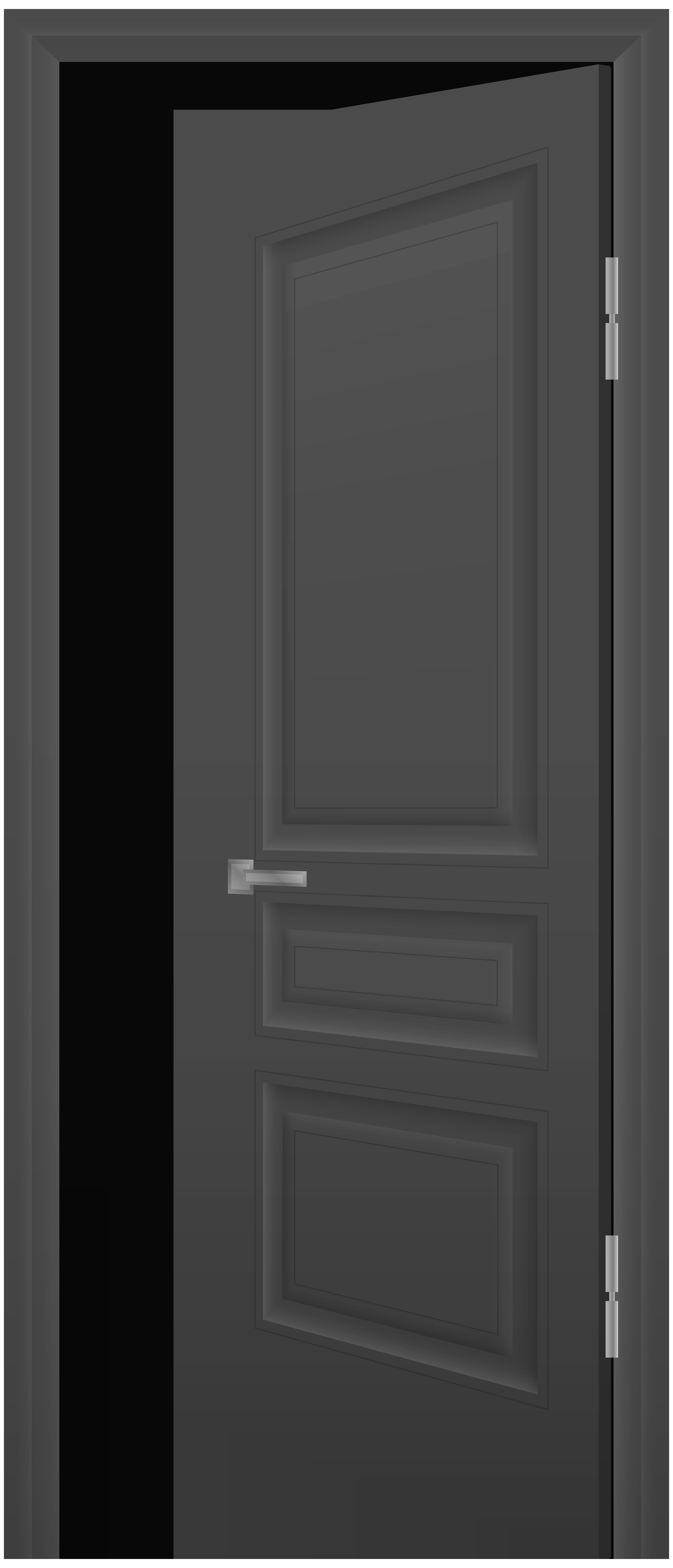 Door clipart opened door. Inspiration open decorating of