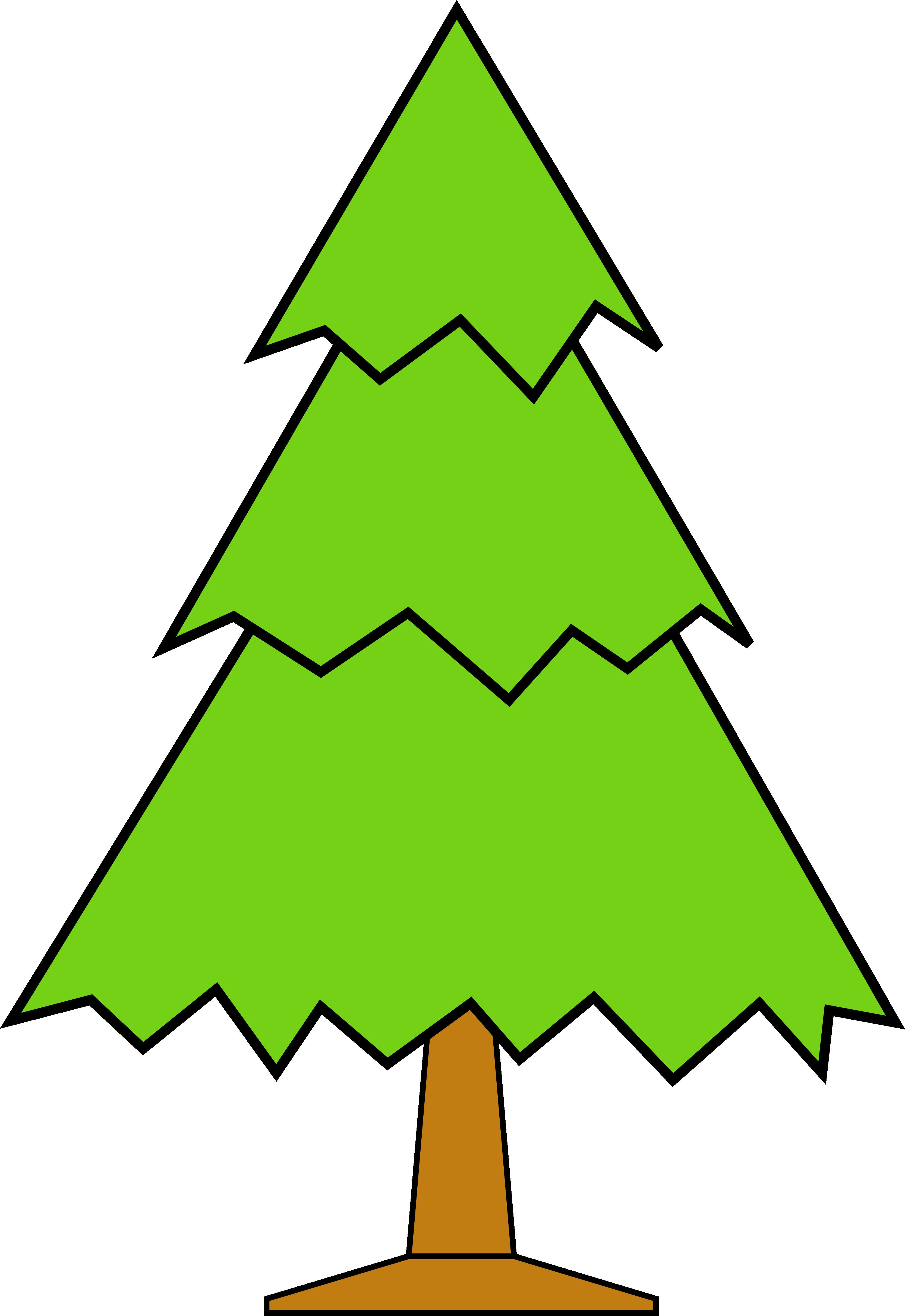 Door clipart creepy. Christmas tree clip art