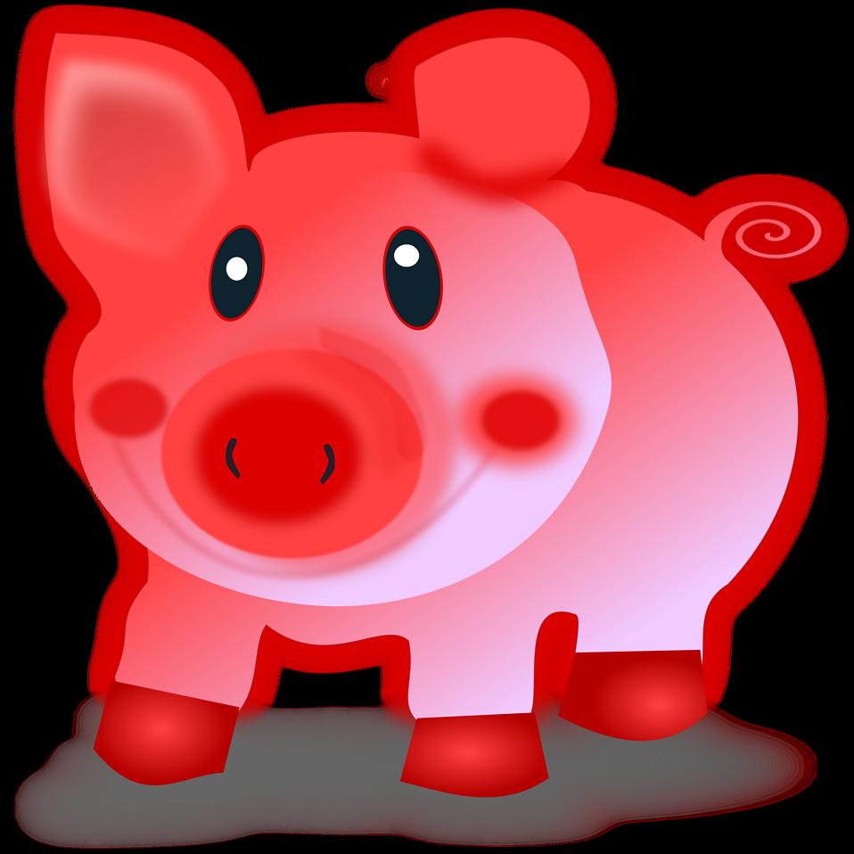 Clip art free stock. Pig clipart cop