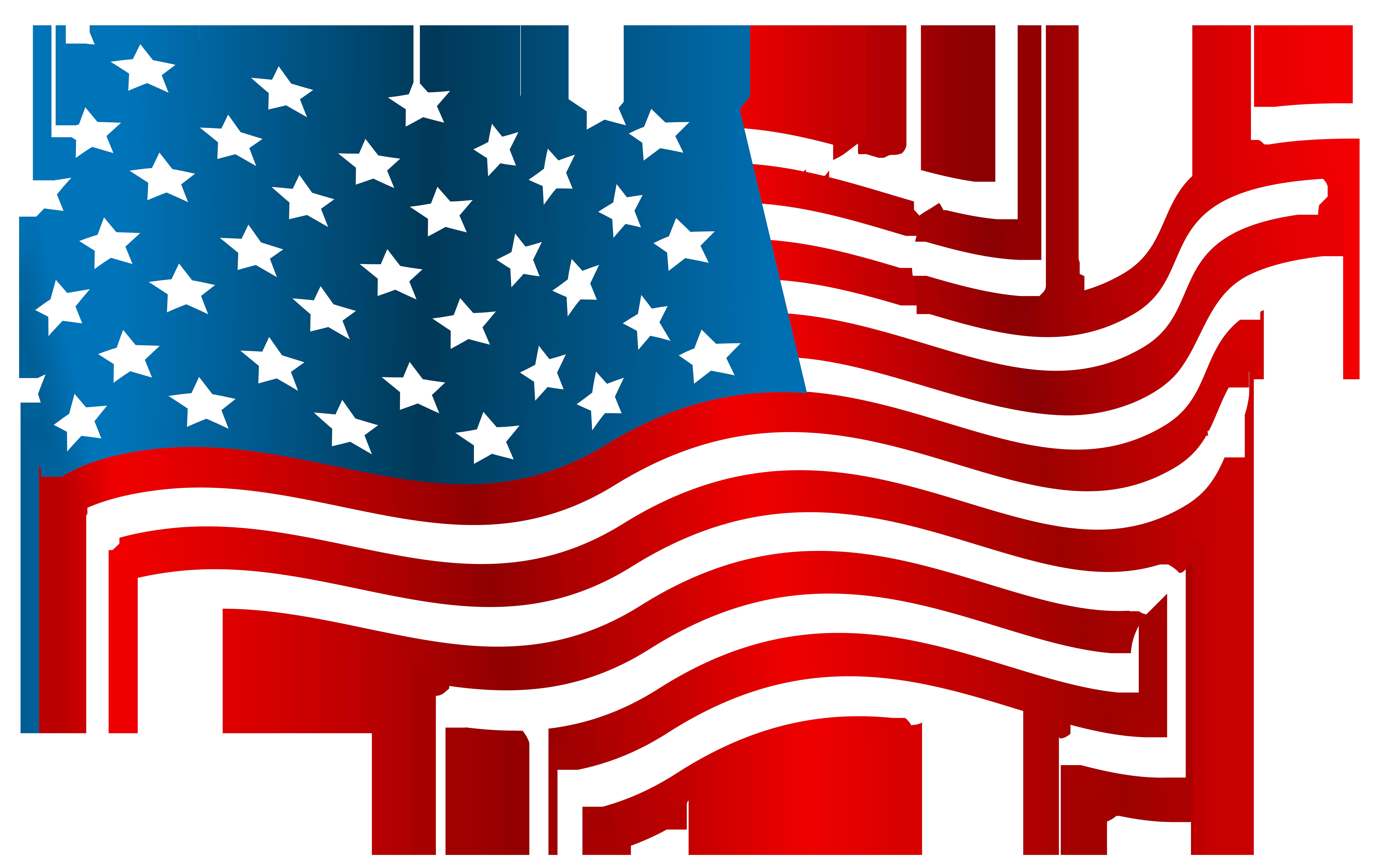 Usa flag map png. Wolves clipart boho