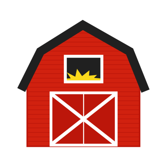 collection of transparent. Win clipart barn