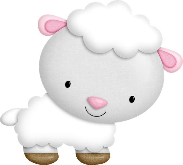 Baby clip art easter. Lamb clipart valentine