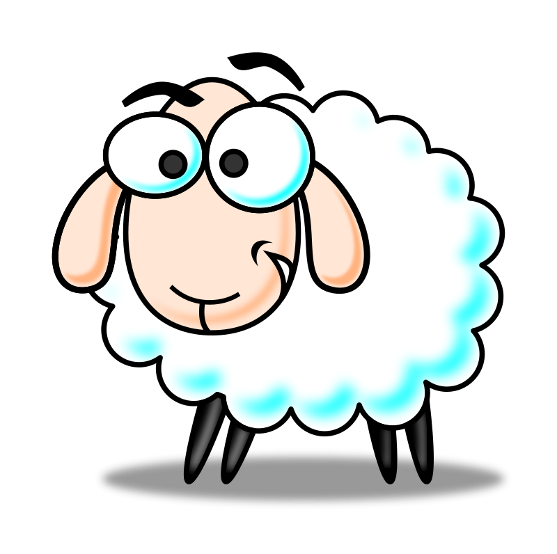 Cow face at getdrawings. Lamb clipart white colour